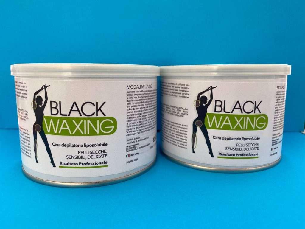 Black Waxing 2x1 offerta
